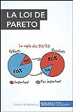 La loi de Pareto (Gestion & Marketing ( nouvelle édition ) t. 15)