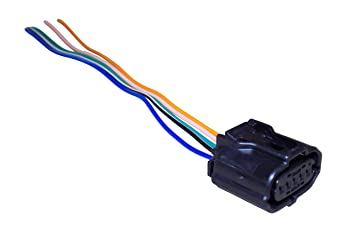 Amazon com: MAF Wiring Harness Pigtail Connector 6 6l LMM