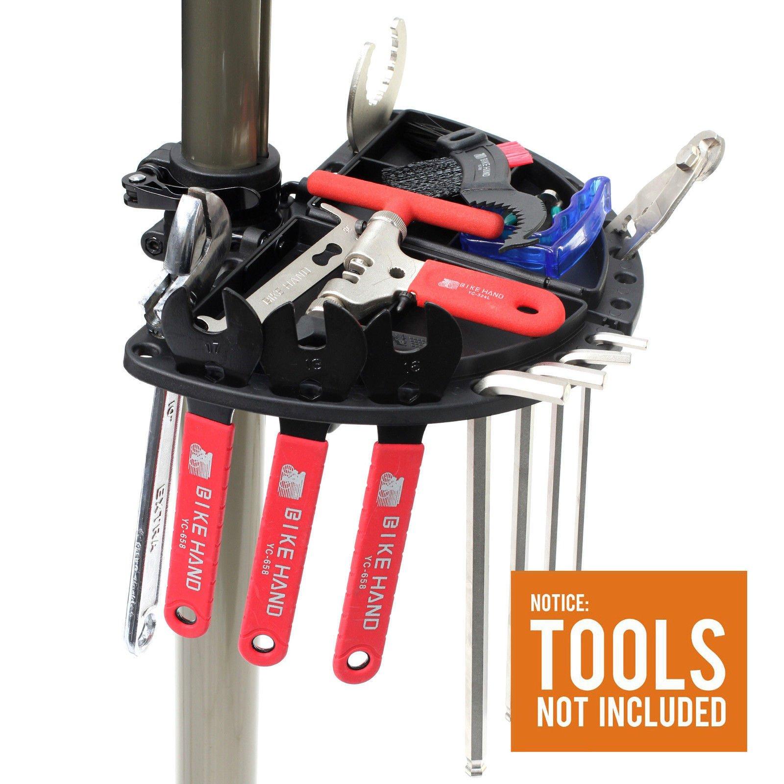 Bikehand Pro Mechanic Bicycle/Bike Repair Rack Stand by Bikehand (Image #5)