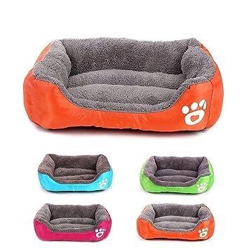 Cama para perro Ulable Cool Pretty Cute Otoño Invierno Gato Nido Retardante de Calor Cálido Descanso Lugar Casa de perro: Amazon.es: Productos para mascotas