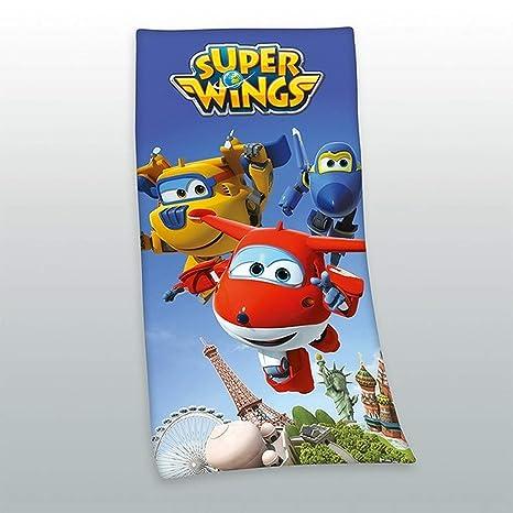 Wings Super Toalla Toalla para Sauna de Terciopelo Toalla 75 x 150 cm Regalo Wow –