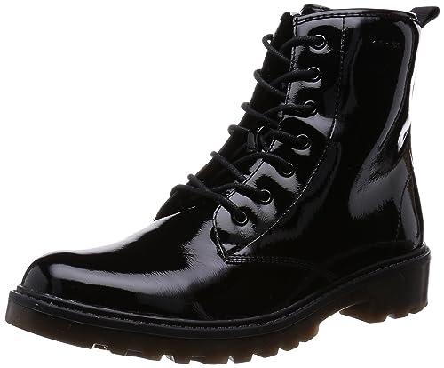 außergewöhnliche Farbpalette exquisiter Stil bestbewertet billig GEOX, Girls, Boots, J Casey Girl, Black