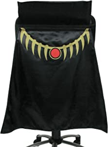 Entertainment Earth Black Panther Chair Capes