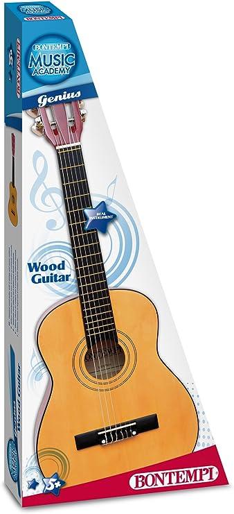 Bontempi- Guitarra clásica, 75 cm (GSW 75/AC): Amazon.es ...