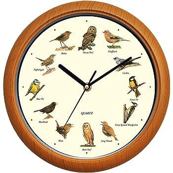 Amazon Com National Geographic Animal Wall Clock Fun