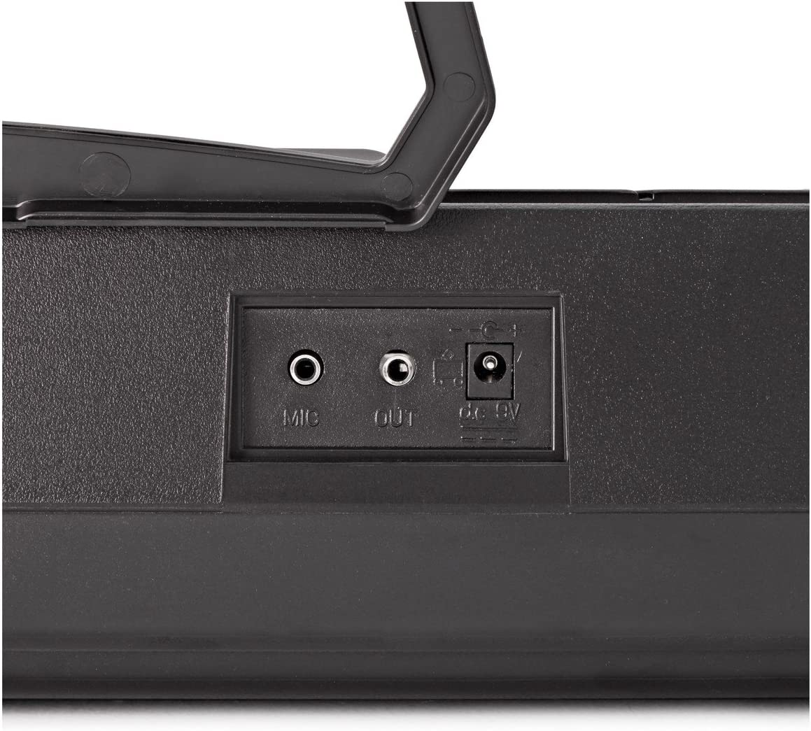 Teclado Portatil de 54 Teclas MK-2000 de Gear4music: Amazon.es ...