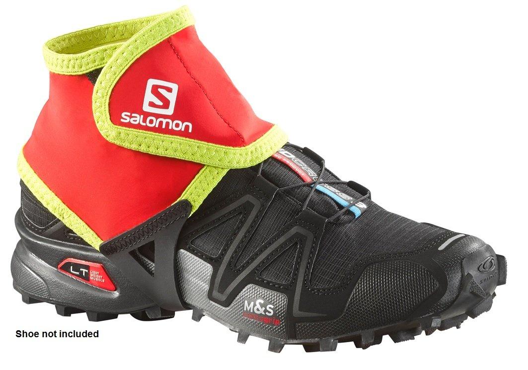1e09273bab4 Salomon Trail Low Gaiters, Short, 1 Pair