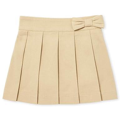 b8f549e24 Amazon.com: The Children's Place Girls' Uniform Skort: Clothing