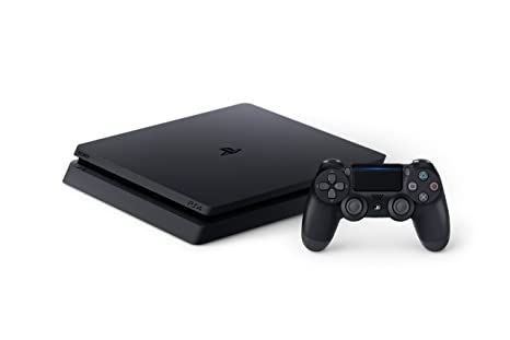 Amazon Com Playstation 4 Slim 500gb Console Discontinued Video Games