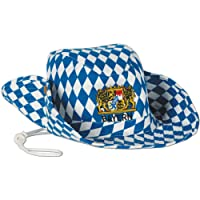 Oktoberfest Outback Hat Party Accessory (1 count) [Toy]