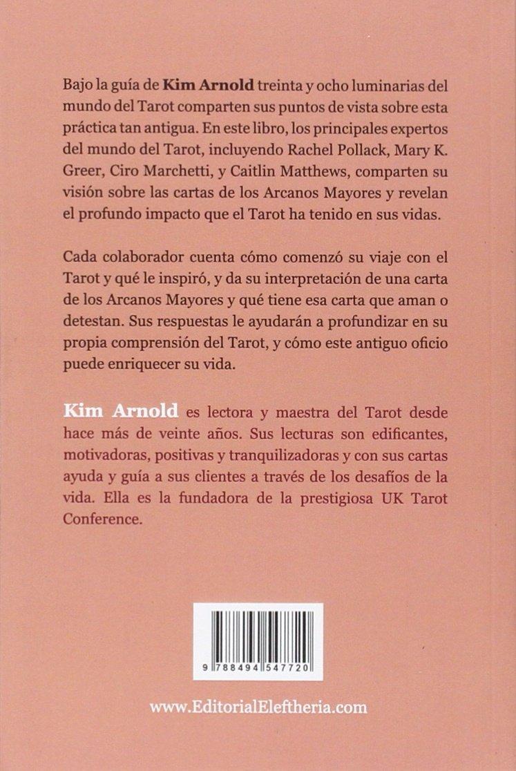 Maestros Del Tarot: Amazon.es: Kim Arnold, María José ...
