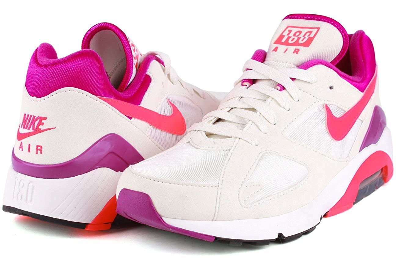 Nike Air Max 180 Qs Womens Summit WhiteLaser Crimson