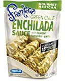Frontera Foods Green Chile Enchilada Sauce, 8 oz