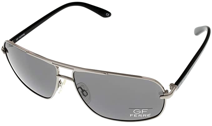 Amazon.com: Gianfranco Ferre – Gafas de sol unisex aviador ...
