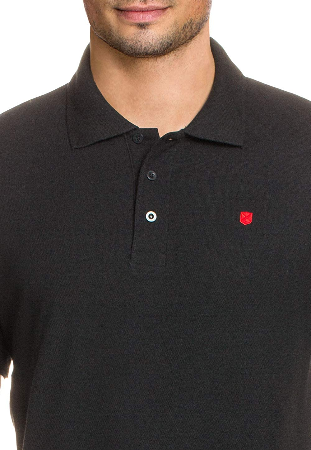 POLO CLUB Polo Gentle Pure Negro S: Amazon.es: Ropa y accesorios