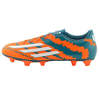5372045c4 adidas Football Shoes for Men - Orange and Green: Amazon.ae: gulabstores