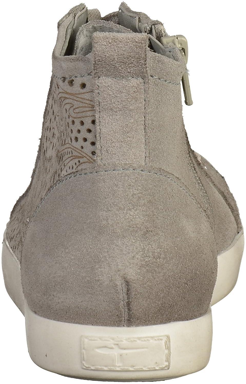 Tamaris Schuhe 1-1-25214-28 Bequeme Damen Stiefel, Stiefel, Stiefel, Stiefel, Stiefeletten, Sommerschuhe für modebewusste Frau, Grau Antic 19fbd6