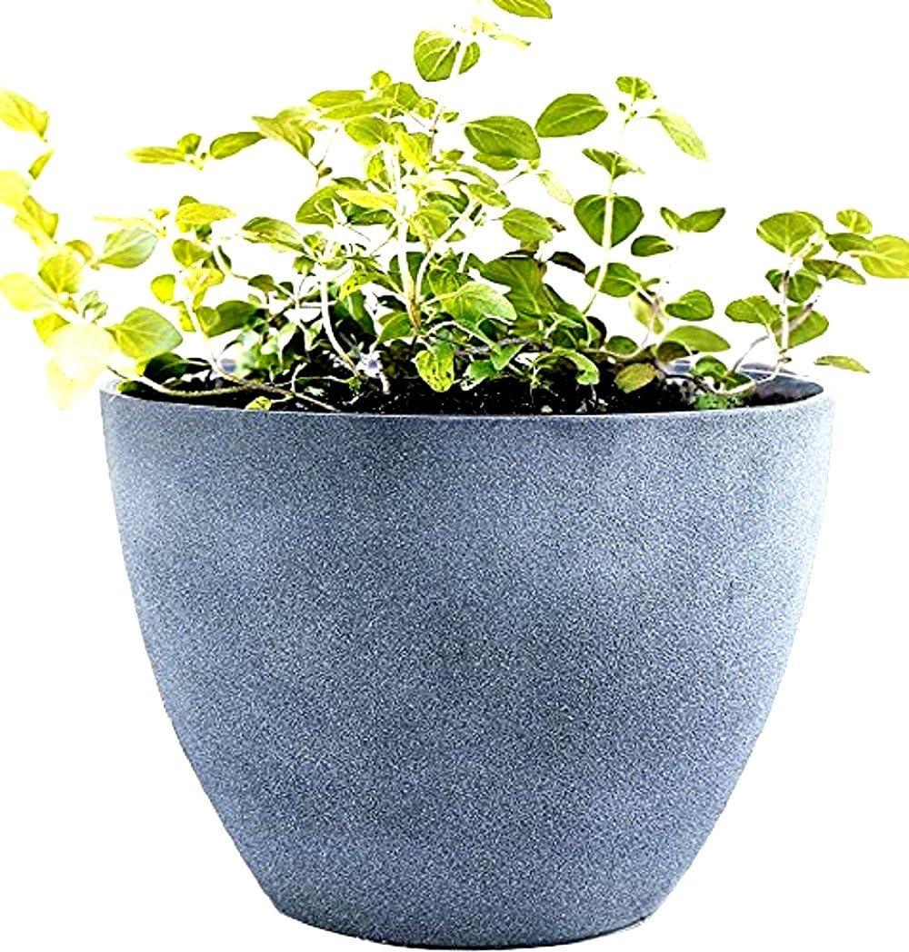 outdoor planters amazon
