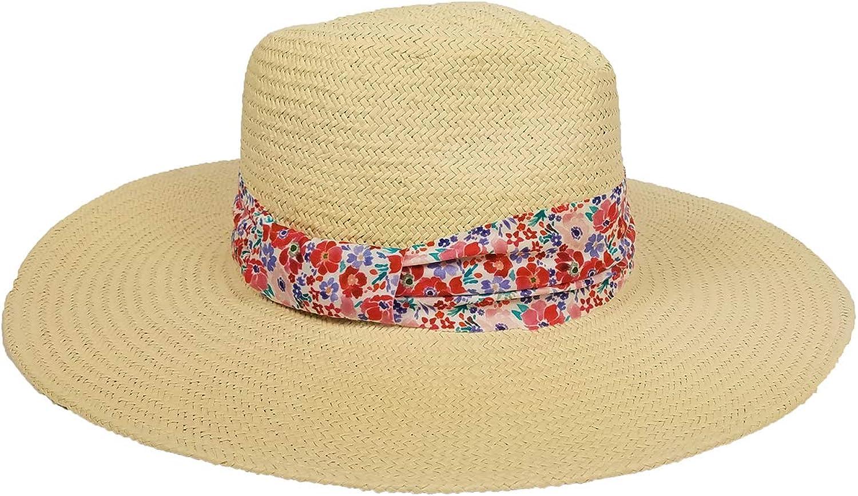 Hat Attack Lucia Medium Brim Hat
