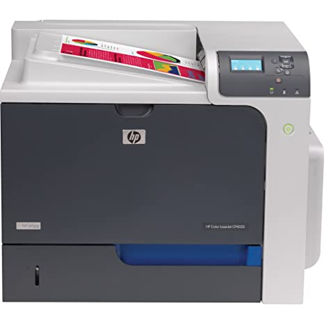 HP LaserJet Impresora HP Color LaserJet Enterprise CP4025n ...