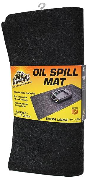 Amazon.com: Armor All aceite derrames alfombrilla, aceite de ...