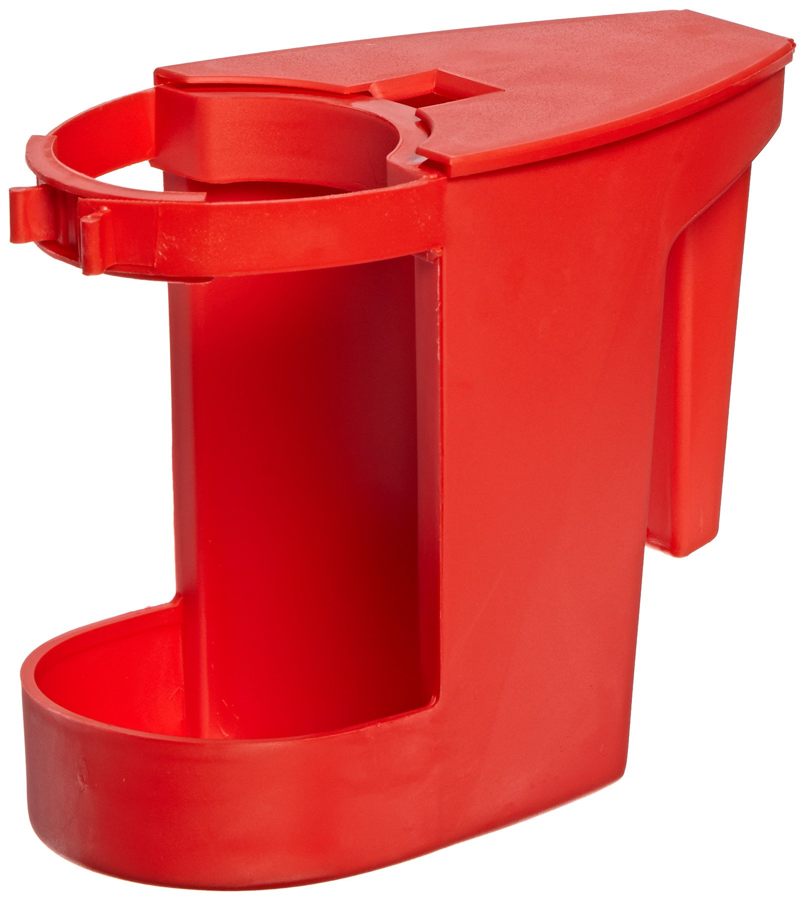 Impact 103 Super Toilet Bowl Caddy, 8'' Length x 4'' Width x 6'' Height, Red (Case of 12)