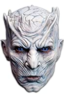 Trick or Treat Studios Men's Game of Thrones-Night's King White Walker Men's Full Head Mask