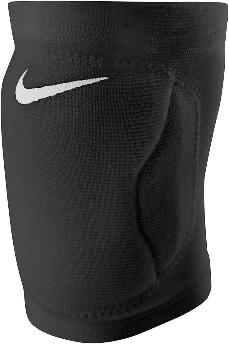 (Medium/Large, 黒) - Nike Streak Volleyball Knee Pad (M/L, 黒)