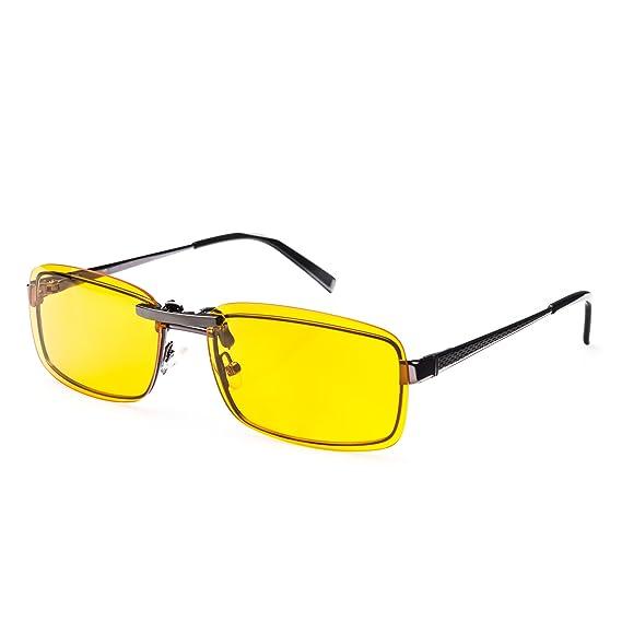 PROSPEK - Gafas de ordenador premium - Elite con clip - Gafas clip - Con filtro de luz azul y antibrillos: Amazon.es: Bricolaje y herramientas
