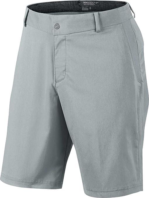 Nike Modern Tech Woven Short - Pantaloncini da uomo, colore Grigio, taglia  38