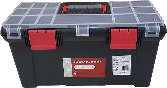 Caja Maletín Porta Herramientas grande 20 porta herramientas, de ...