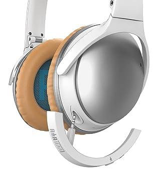 AirMod - Adaptador inalámbrico Bluetooth para Auriculares Bose QuietComfort 25 (QC25), Color Blanco: Amazon.es: Electrónica