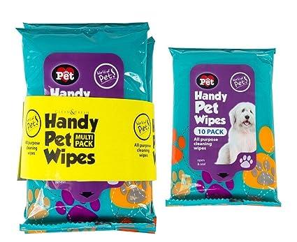 40 toallitas higiénicas para mascotas, limpias, para mascotas, mascotas, para el cuidado
