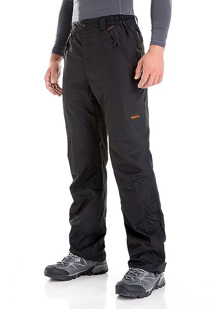 Amazon.com   Clothin Men s Snow Pant Fleece Lined Ski Winter Pants ... 40d216252