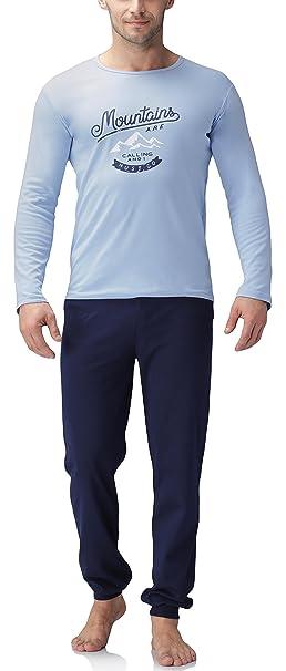 Timone Pijama para Hombre 1011 (Patrón-F2A, M)