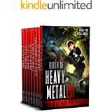 Birth of Heavy Metal Complete Boxed Set (Books 1-8): The Zoo