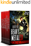 Birth of Heavy Metal Complete Boxed Set (Books 1-8): The Zoo (English Edition)