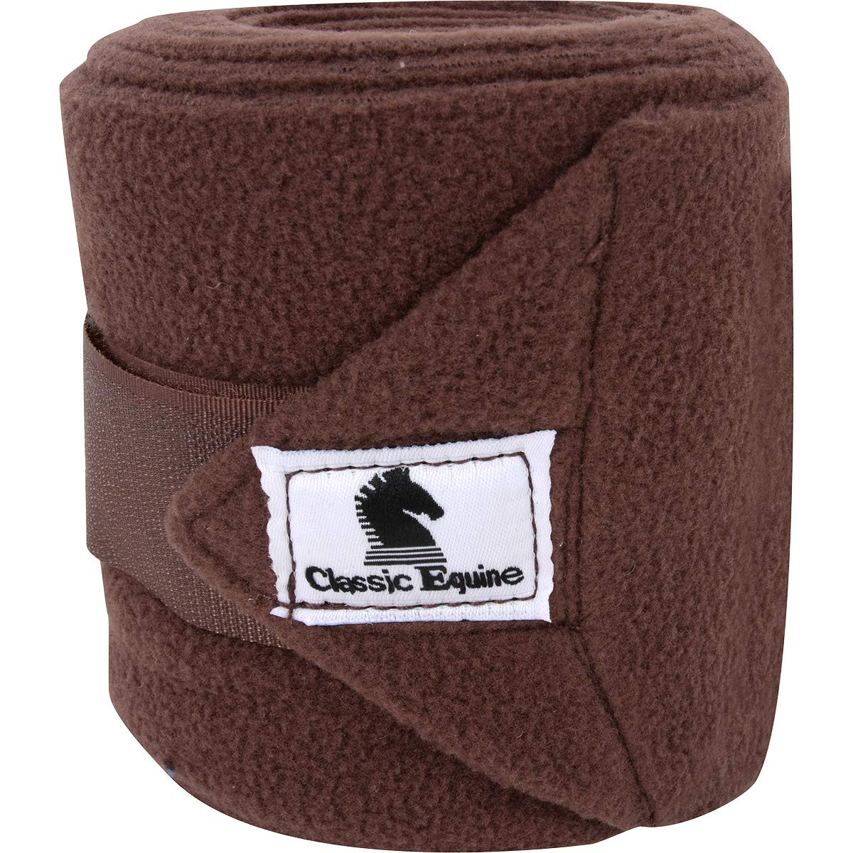 Classic Equine Polo Wraps, Chocolate by Classic Equine