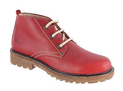 e41b58e1b Wrangler Kansas - Ladies 3 Eyelet Leather Boot: Amazon.co.uk: Shoes & Bags