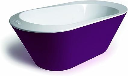 Hoppop 32130060 Bato Bath Baignoire Plum Amazon Fr Bebes Puericulture
