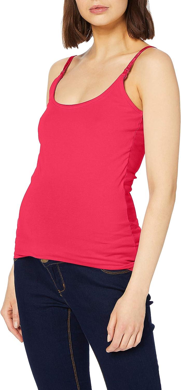 Esprit Maternity Womens Spaghetti Top Nursing Maternity Vest