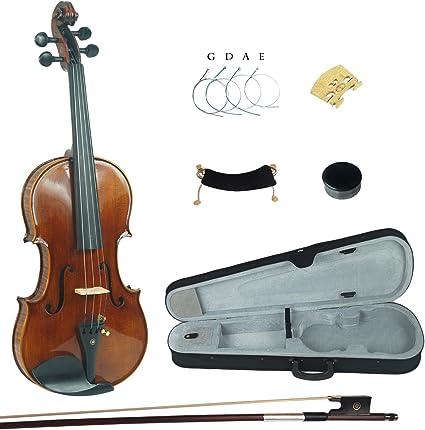 Set completo di corde GDAE per violino 1//16
