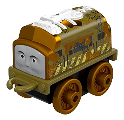 Amazon.com: Steelworks Diesel 10 Thomas MINI - Thomas & Friends ...