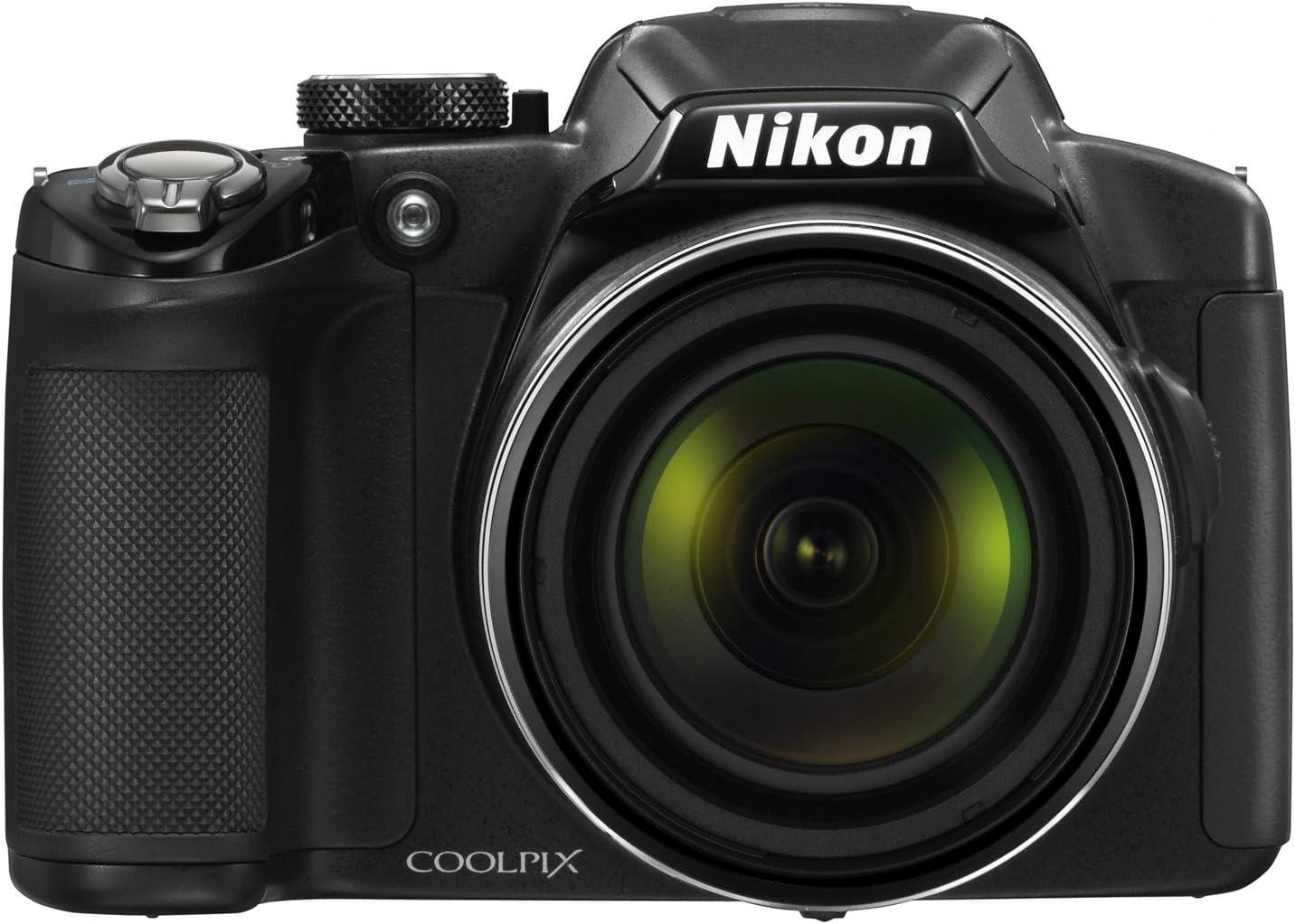 Nikon Coolpix P510 - Cámara compacta de 16.1 MP (Pantalla articulada de 3