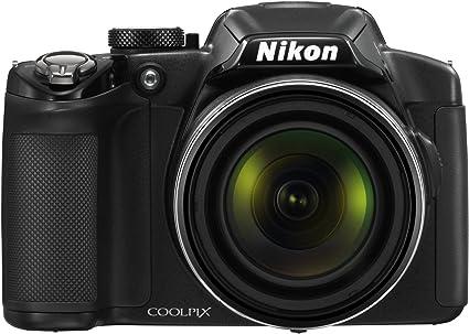 Nikon Coolpix P510 Digitalkamera 3 Zoll Display Schwarz Kamera