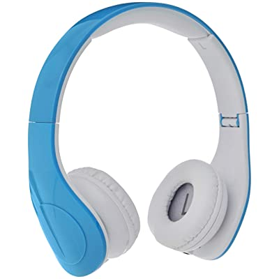 AmazonBasics Volume Limited Wired Over-Ear Headphones