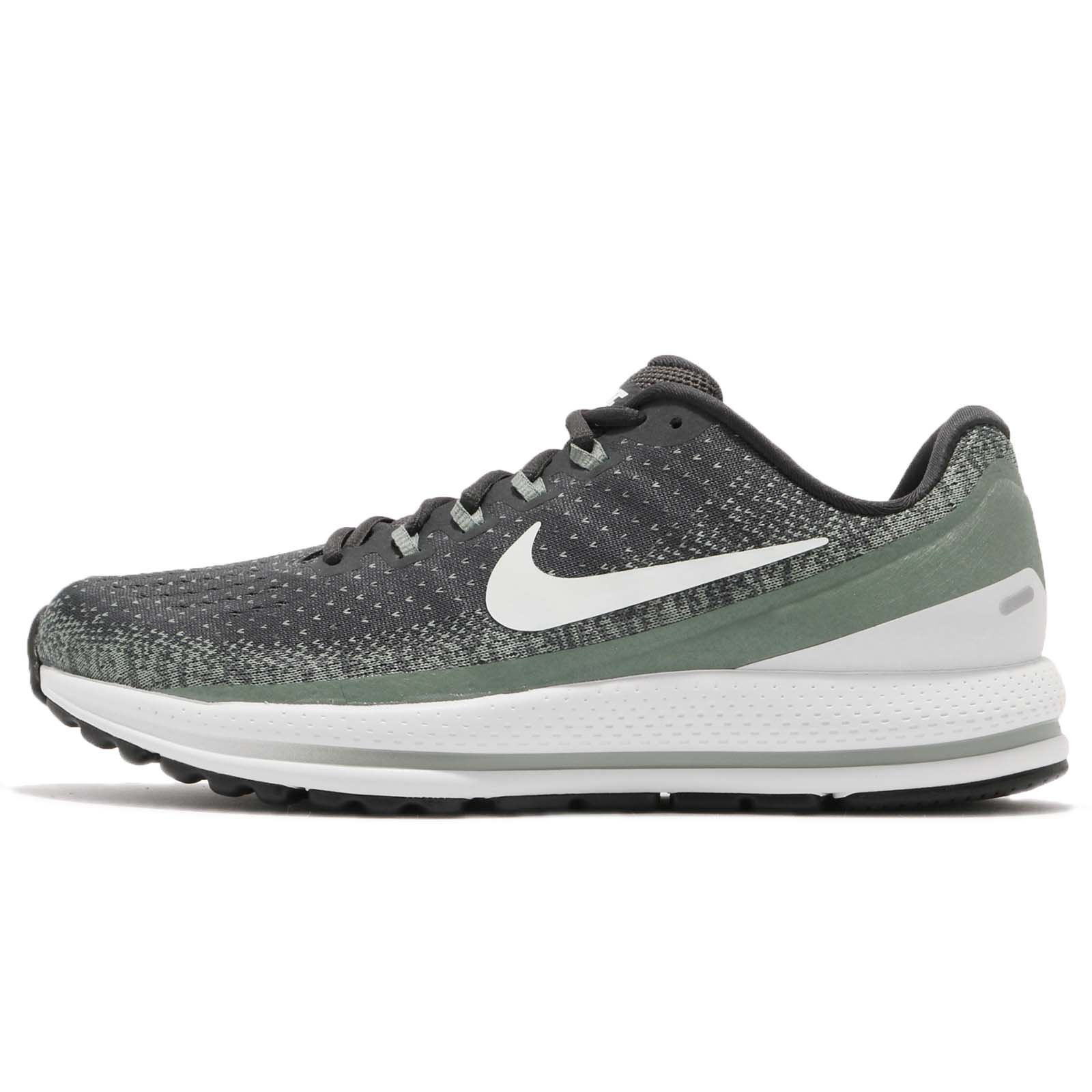 8e4098a5a186 Galleon - Nike Men s Air Zoom Vomero 13 Running Shoe Anthracite Barely  Grey-Clay Green 9.5