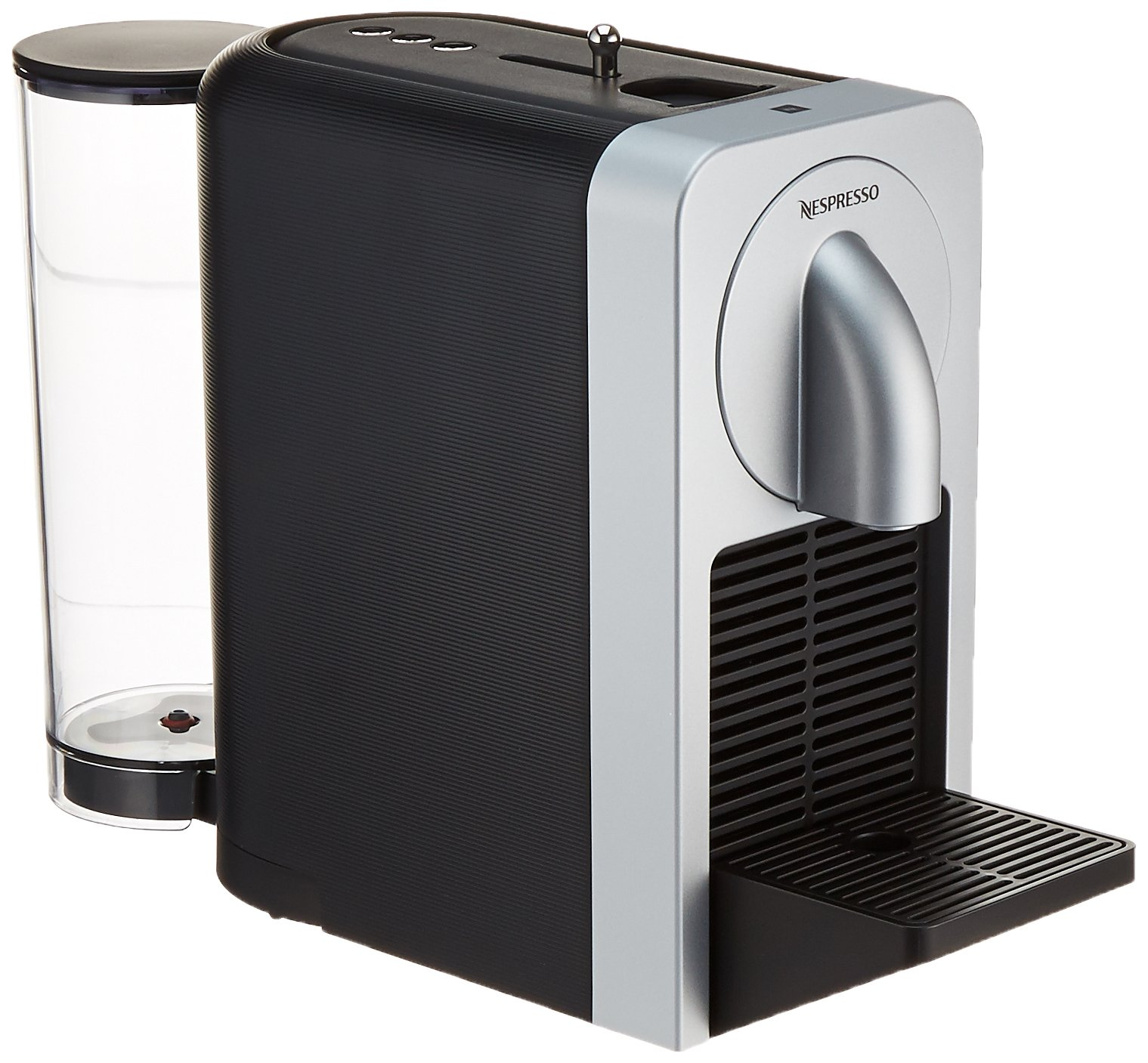 Nespresso D70-US-SI-NE Prodigio Espresso Maker, Silver by Nestle Nespresso