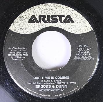 BROOKS U0026 DUNN / Rock My World (Little Country Girl) / 45rpm Record