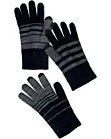 Verloop Trio Touchscreen Gloves / Texting Gloves Warm Knitted